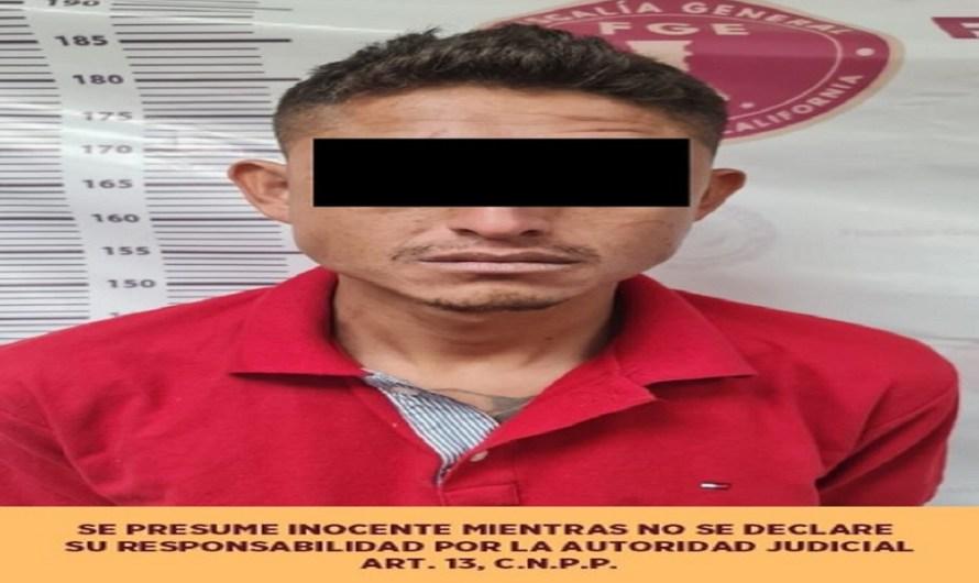 Detiene la FGE a presunto pollero en el Valle de Mexicali que buscaba cruzar a once migrantes a los Estados Unidos