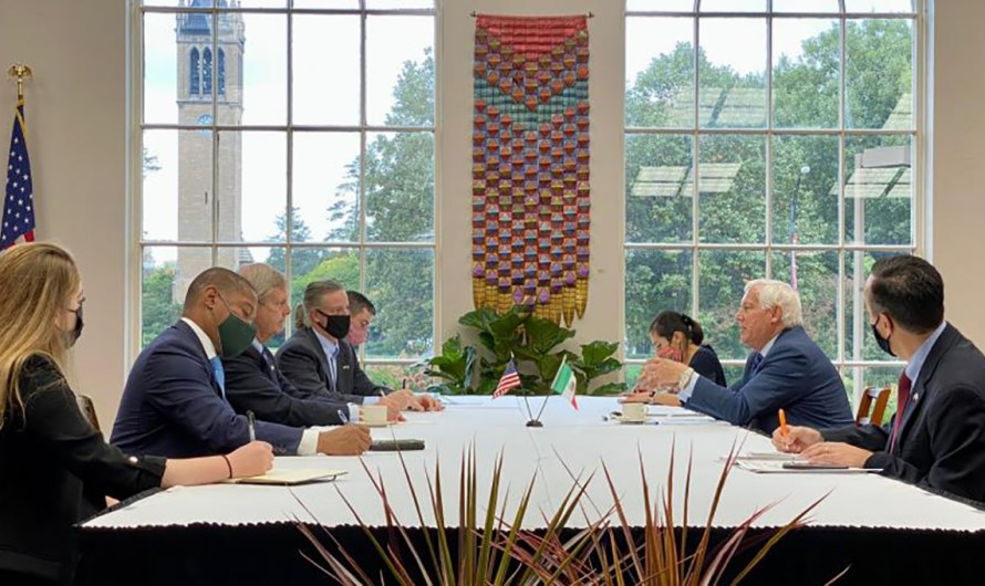 Reafirman importancia de relación de sectores agrícolas de gobiernos de México y Estados Unidos