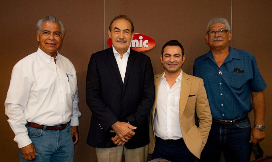 Invierte la SCT 540 millones de pesos en BC 2021: Luis Felipe Verdugo con CMIC