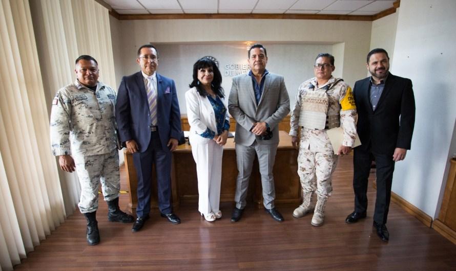 La inseguridad se combate con estrategia, aseguró la alcaldesa de Mexicali,  Norma Bustamante