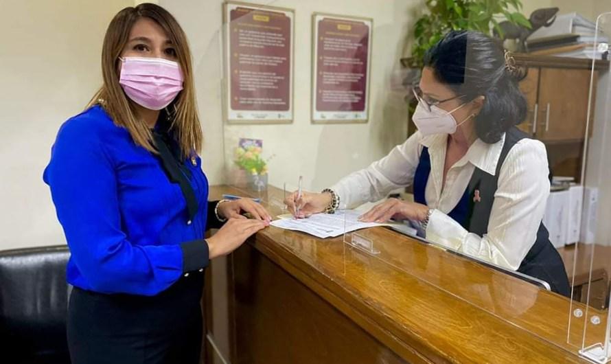Solicita Regidora Edel de la Rosa instalación de Comité Municipal contra Adicciones