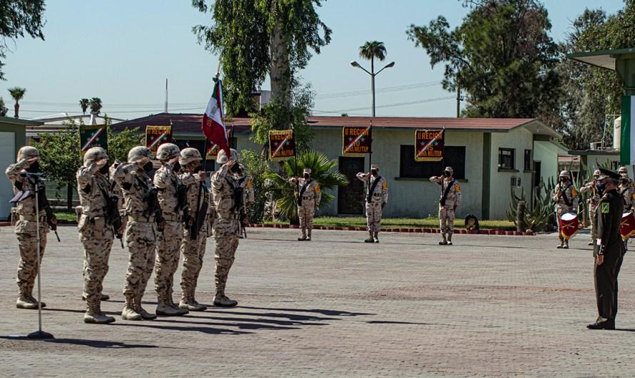 Invita 23 Regimiento de Caballería Motorizada a Caminata Sabatina en instalaciones del Cuartel Militar