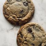 Two Gooey Chocolate Cookies