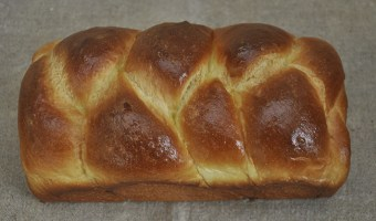 Braided Brioche