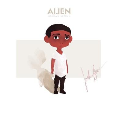 Jordan Brown | Alien