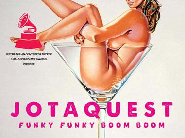 Jota Quest | Funky Funky Boom Boom