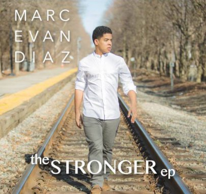 Marc Evan Diaz | The Stronger EP