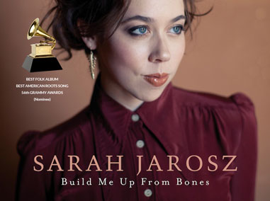 Sarah Jarosz | Build Me Up From Bones