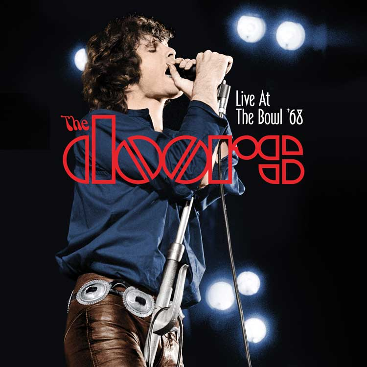 The Doors | Live at the Hollywood Bowl '68 | Bakery Mastering