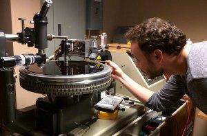 Vinyl room | The Bakery Mastering