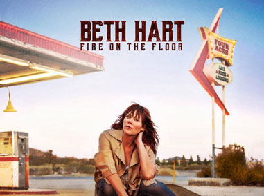 Beth Hart | Fire on the Floor