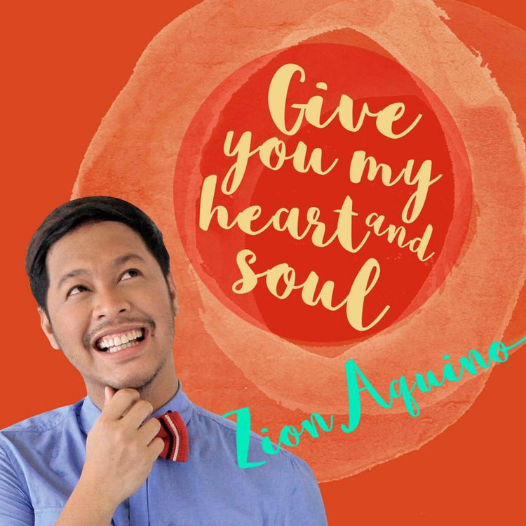 Zion Aquino | Give You My Heart and Soul | Bakery Mastering