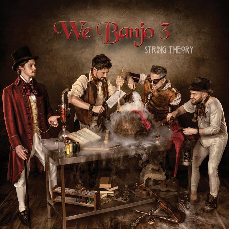We Banjo 3 | String Theory | Bakery Mastering
