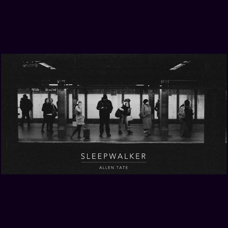 Allen Tate | Sleepwalker | Bakery Mastering
