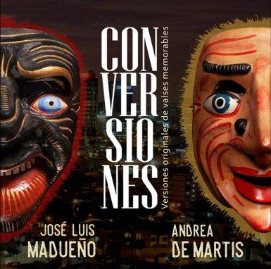 José Luis Madueño & Andrea De Martis | ConVersiones