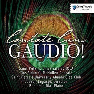 Saint Peter's University Alumni Glee Club | Cantate Cum Gaudio