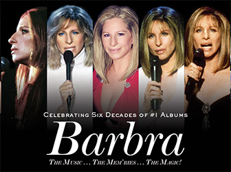 Barbra Streisand | Barbra: The Music… The Mem'ries… The Magic!