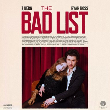 Z Berg | The Bad List (feat. Ryan Ross)