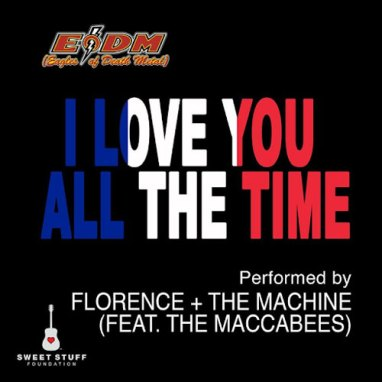 Florence & The Machine | I Love You All The Time (Single)