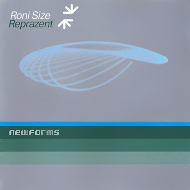 Roni Size / Reprazent | Live Forms (CD 4 in box set)