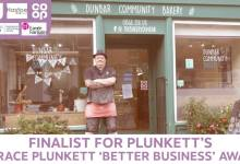 Plunkett Foundation - Better Business Award