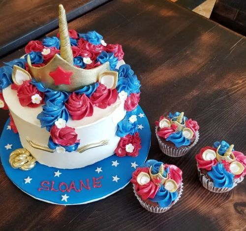 custom wonder woman birthday cake
