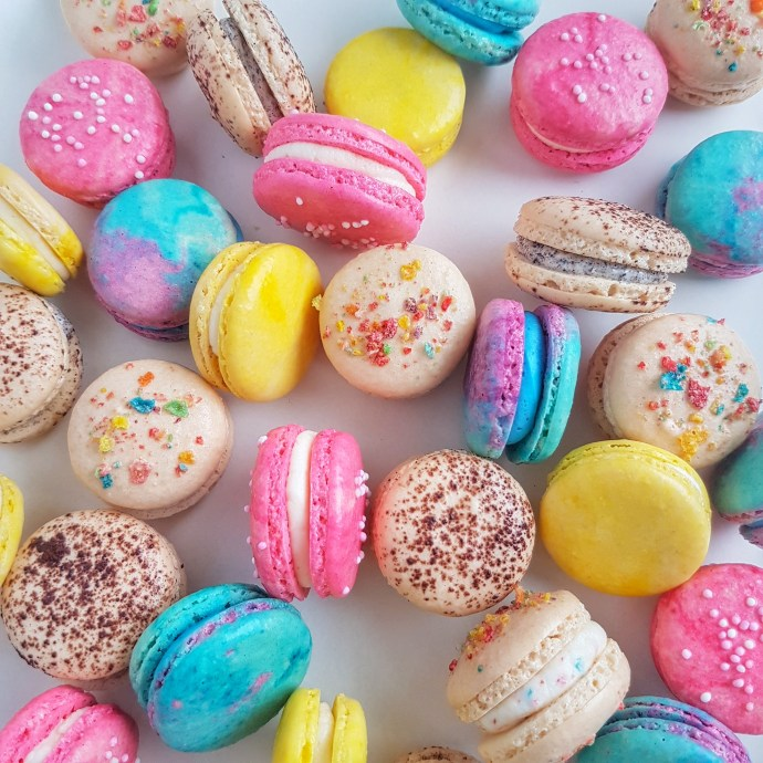 The Baking Experiment: Macarons