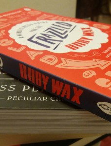Ruby Wax Book Review Frazzled