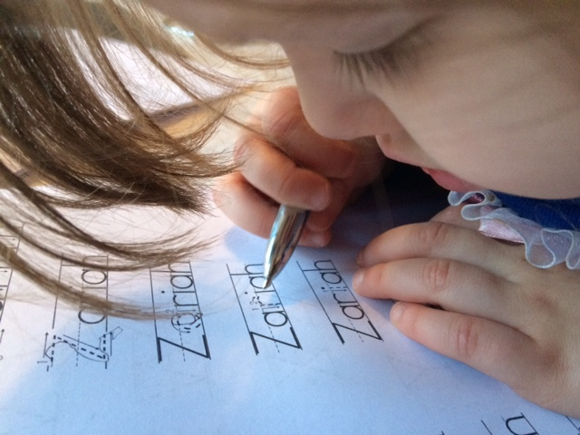 From Numbers to Letters via an Ocean: One Mum's entrepreneurial story