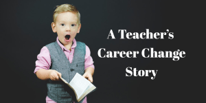 teacher career change
