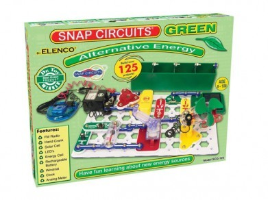 SnapCircuits Green Alternative Energy
