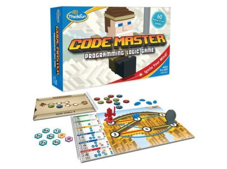 Code Master Programming Logic | Coding for Kids