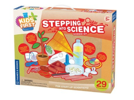 Stepping Into Science Kids First Kit | Age 5+