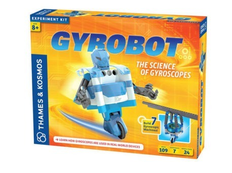 GYROBOT - Gyroscopic Robot STEM Science Kit