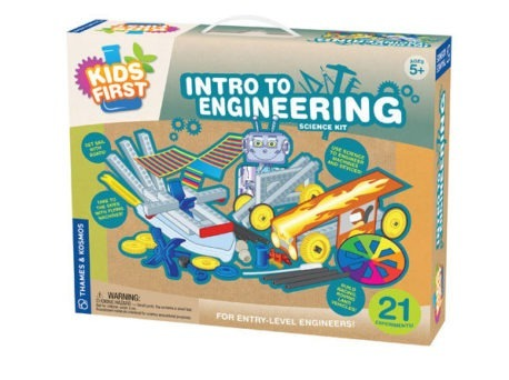 INTRO TO ENGINEERING - STEM Science Discovery Kit