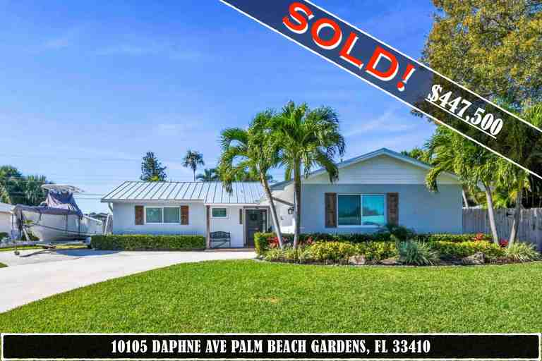 10105 Daphne Ave Palm Beach Gardens, FL 33410