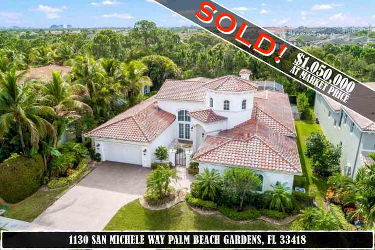 1130 San Michele Way Palm Beach Gardens, FL 33418