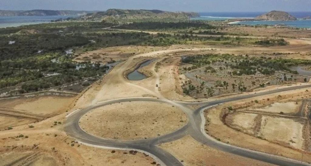 Indonesia aims to further boost the country's tourism as host of the world-class MotoGP motorcycle racing event in 2021 in Lombok