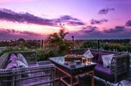 best rooftop bar bali