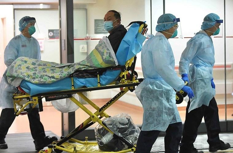 indonesia screening coron virus