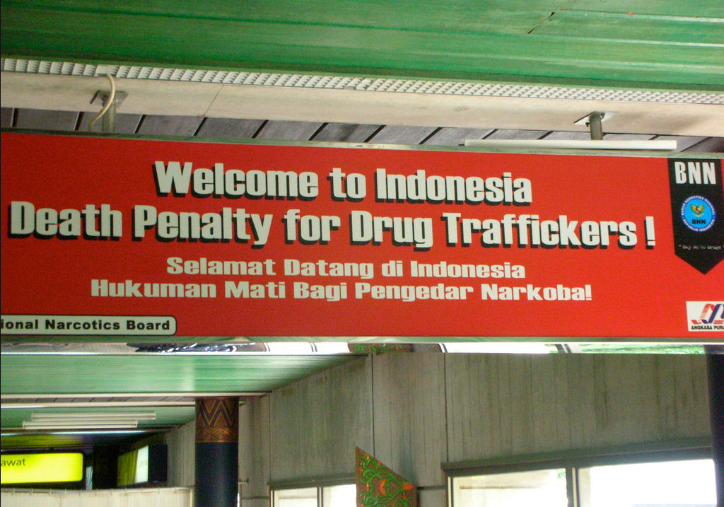 death penalty for drug traiffickers