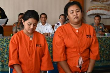 thai women charged in bali drug smuggling