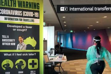 Australia Has Issued The Highest Risk Level 4 'Do Not Travel' Due To The Coronavirus