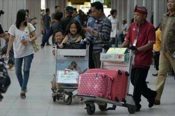 Bali Airport staff