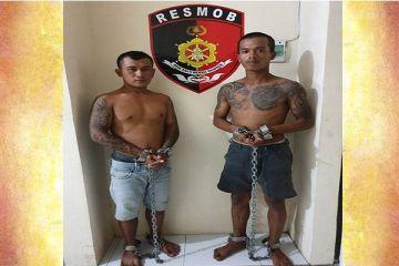 Police Arrest 2 Men For Alleged Public Assault on Denpasar Street