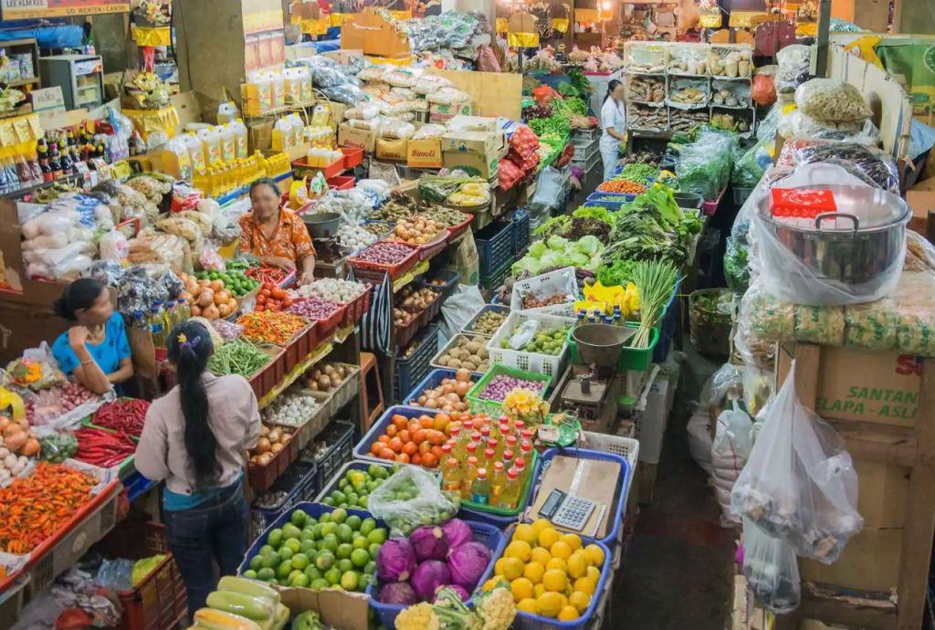 badung market