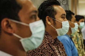 bali corona virus must wear masks