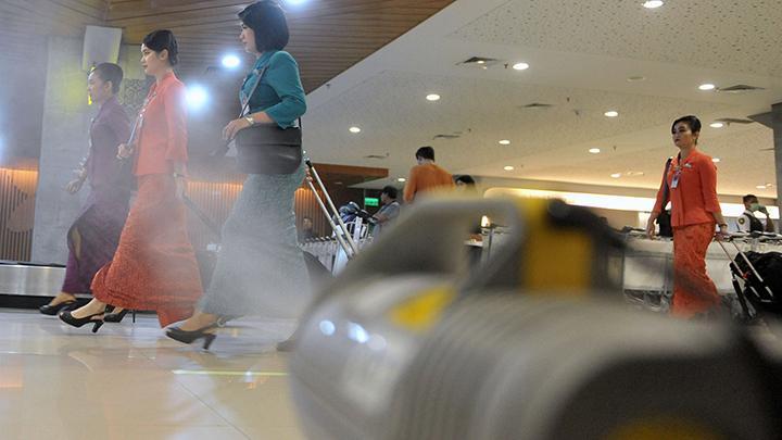 disinfect bali airport