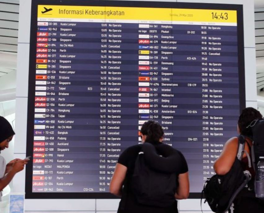travel flight bans
