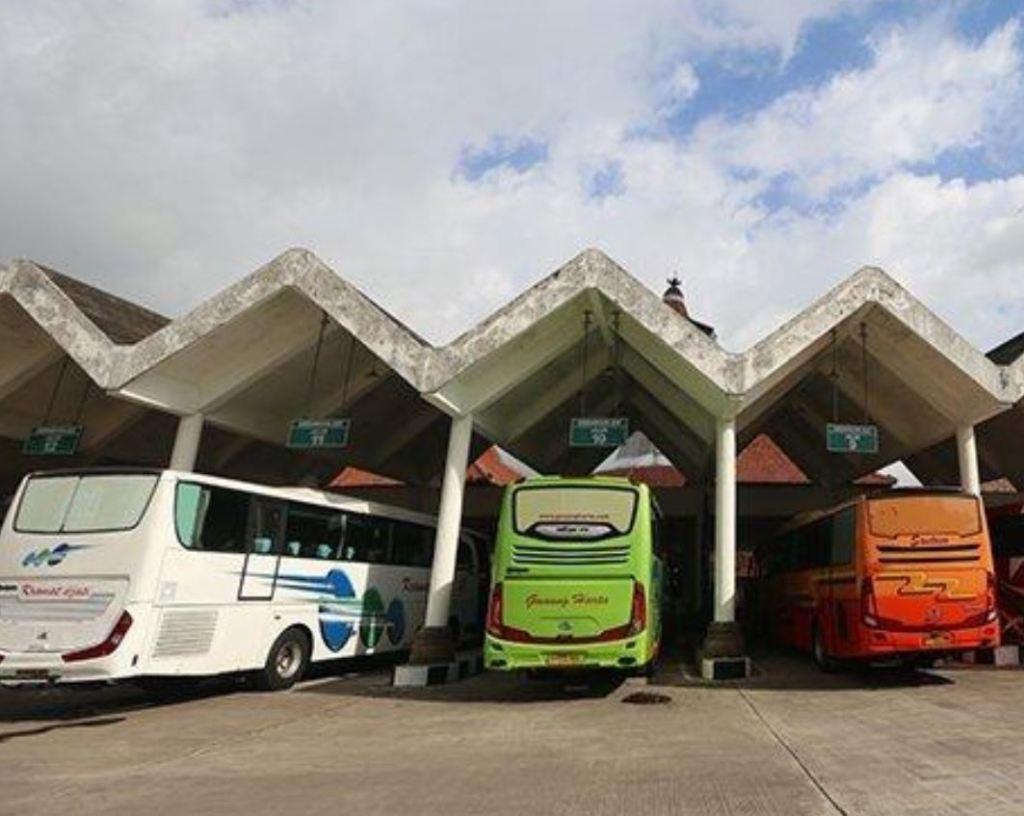 Mengwi Terminal, Badung.